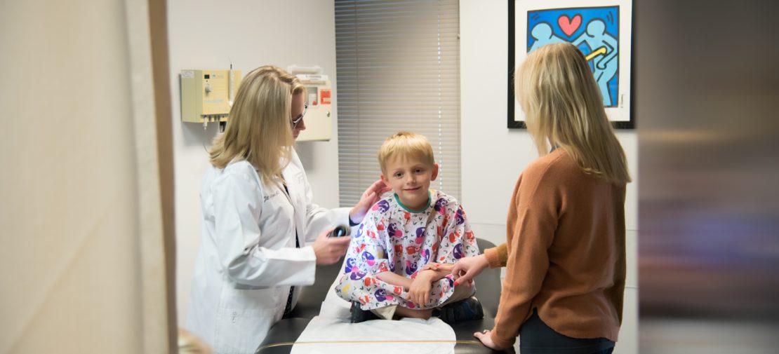 Pediatric Dermatology – Dermatology Specialists of Omaha